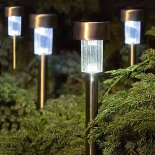 Ide Desain Lampu Taman Eksterior Rumah Minimalis