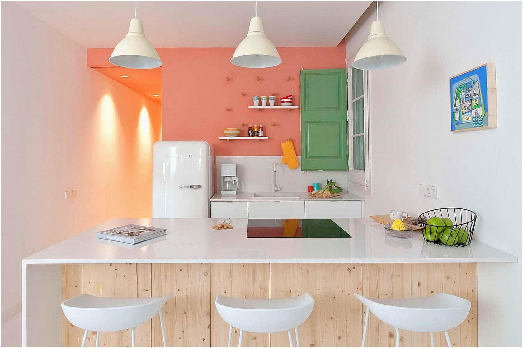 10 Pilihan Warna Cat Dapur Cantik Hanya Untuk Anda