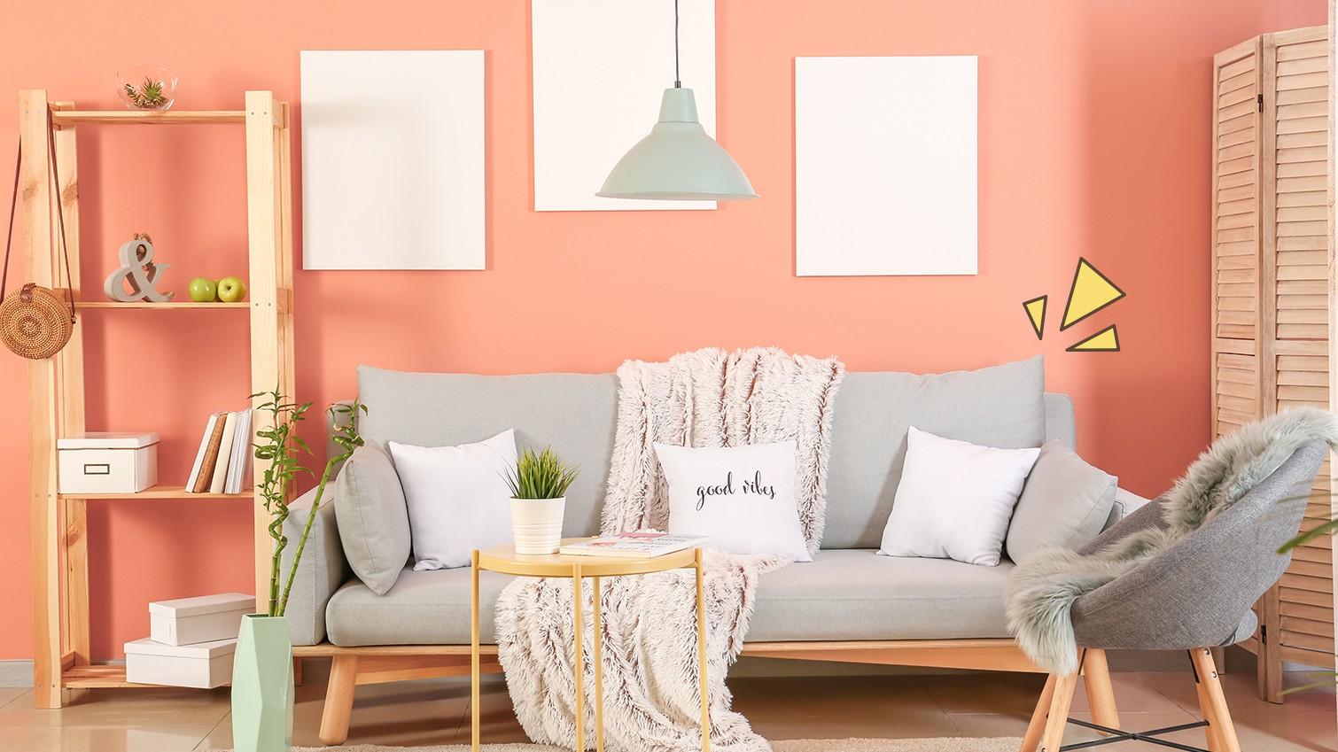 Wajib Coba! 7 Kelebihan Penggunaan Cat Tembok Warna Pastel