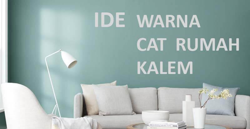 10 Ide Warna Cat Rumah Yang Kalem Dan Lembut Pastel
